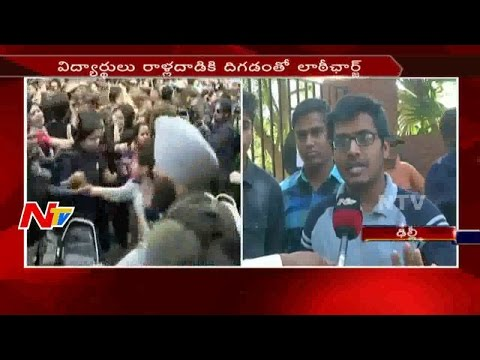 Reasons Behind Ramjas College Clash || Students Face to Face || NTV Special Report