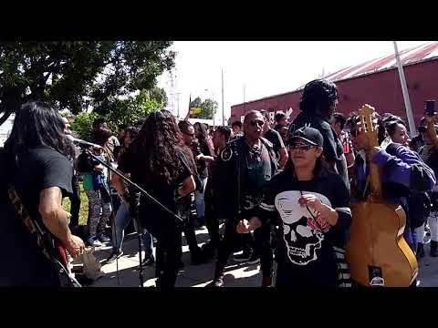 Otro día más - El Insolente en el Tianguis Cultural Puebla