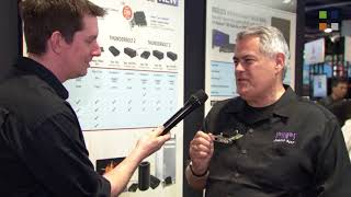 Video New 10g Ethernet to Thunderbolt adaptor from Sonnet at NAB2018 MP3, 3GP, MP4, WEBM, AVI, FLV Juli 2018