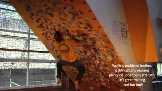 Wild Country - Steep Board Training - Part 2 - Advanced - with Ned Feehally + James Blay