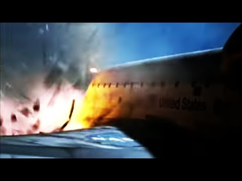 Space Shuttle Columbia Disaster Pt 4: Search for remains - BBC