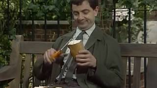 MrBean - Mr Bean - Sandwich making