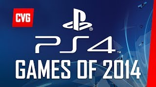 PS4 Games 2014: Best Games You Can Play This Year!