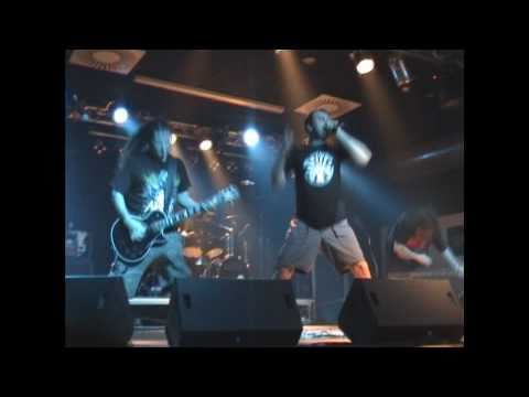 Napalm Death -Suffer the children- 13/11/2010 online metal music video by NAPALM DEATH