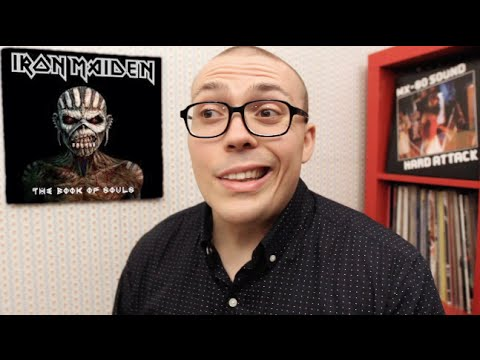 Iron Maiden - The Book of Souls ALBUM REVIEW