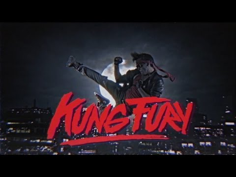 KUNG FURY Official Movie [HD] (видео)