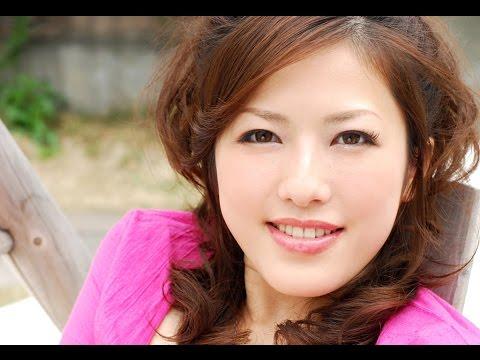Meisa Hanai - japanese model (видео)