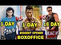 Boxoffice Collection Sanju, vs Baaghi 2, Sanju vs Race 3 Collection, Salman Khan, Ranbir Kapoor