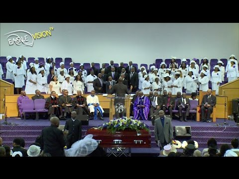God's Choir in the sky - Bishop H. D. Brown Home Going