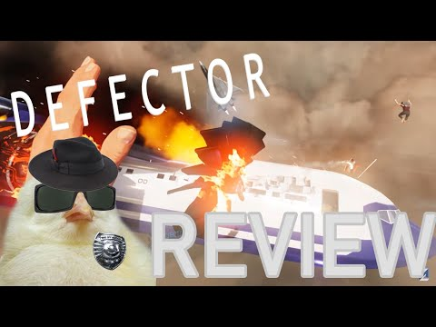 Defector Review | Oculus Rift Exclusive
