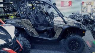 9. New 2017 Can-Am® Commander™ XT™ 1000 Mossy Oak Break-up Country Camo For Sale in Upper Darby, PA,
