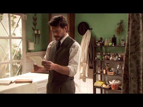 il segreto - la lettera di addio di sol per lucas