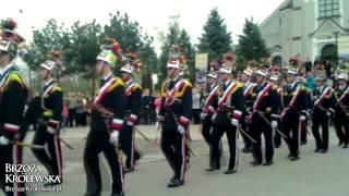 Parada Straży Grobowej w Brzózie Królewskiej 2014
