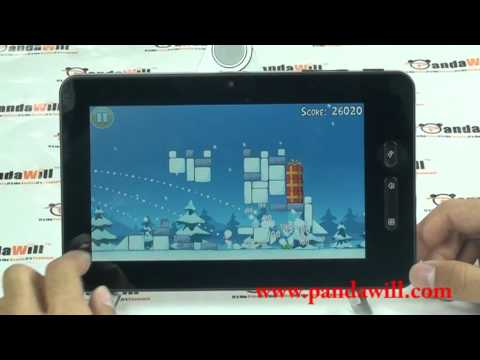 Ployer momo9 Tablet PC 7 Inch Android 2.3 New 1.2GHz CPU 8GB 2160P HDMI( ICS Available)