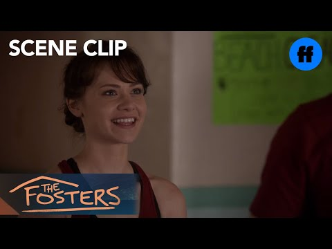 The Fosters 2.07 Clip 'Jesus & Emma'