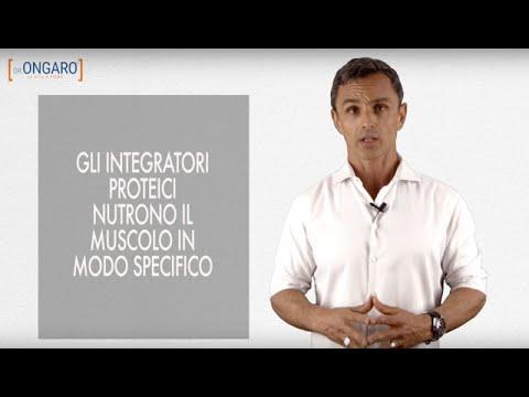Le proteine in polvere fanno male? - Dr. Filippo Ongaro