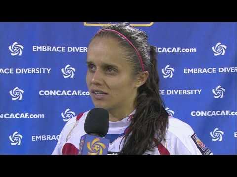 Interview Match Martinique vs Costa Rica