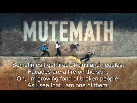 MUTEMATH - Pins And Needles lyrics