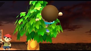Here's a follow up video to the Kirby counter watering the tree! All characters who can do this WITHOUT customs.