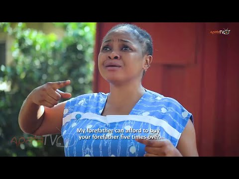 Funmi Awelewa Epic Reply To Sanyeri's Promises - EBUDOLA Yoruba Movie 2020
