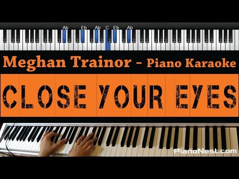 Close Your Eyes - Meghan Trainor video tutorial preview