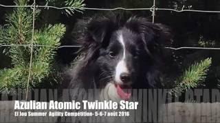 Kiwi (Azulian Atomic Twinkle Star) en el Jou