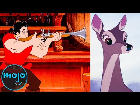 Top 10 Strangest Disney Theories