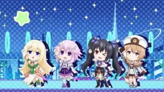 Video Neptune☆Sagashite - Hyperdimension Neptunia The Animation Extended Credits MP3, 3GP, MP4, WEBM, AVI, FLV Agustus 2019