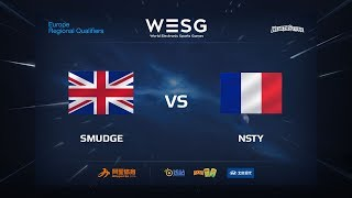 SMUDGE vs NSTY, game 1