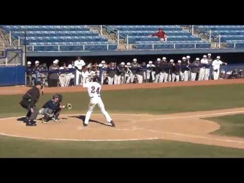 Will Decker Hitting Spring 2017, Roanoke College