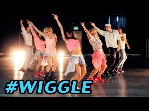 choreography - TUTORIAL » http://youtu.be/zjIA4rujYVE INSTAGRAM & TWITTER » @MattSteffanina JASON DERULO - WIGGLE Dance Choreography by Matt Steffanina | Follow me on Insta...