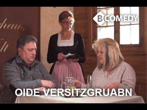 B-COMEDY: VERSITZGRUABN _ bayrisches Spaß-Video
