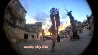malta adventures: day five.