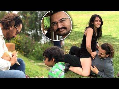 Aamir Khan's ADORABLE Family Vacation Inside Pictu