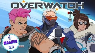 Game In 60 Seconds: Overwatch