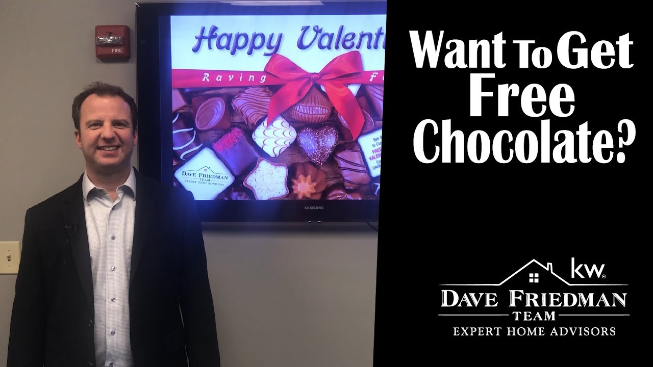 Get Free Chocolate for That Special Someone This Valentine's Day