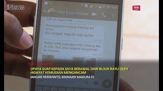 Video TERKUAK! Jawaban Manajer Madura FC saat Ditanya Soal Kecurangan Skor Part 01 - Scandal 08/12 MP3, 3GP, MP4, WEBM, AVI, FLV Desember 2018