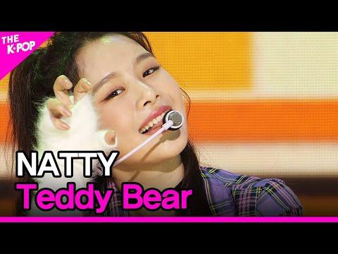 NATTY, Teddy Bear (나띠, 테디베어) [THE SHOW 201110]