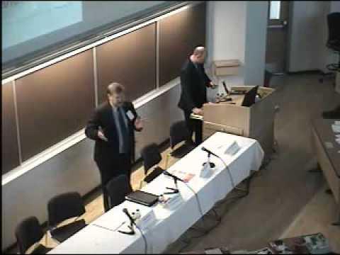 Konferenz über globale Regelung der Nanotechnologie Teil III