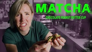 My Drunk Kitchen: Matcha Do About Nuttin'! waptubes