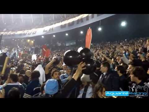 Video - Velorio al Rojo - El Gran Funeral Amargo!! - La Guardia Imperial - Racing Club - Argentina