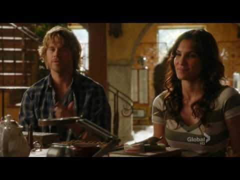 NCIS Los Angeles 3x22 - Unfamiliar feelings