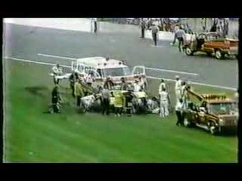 Ricky Rudd's Horrible 1984 Busch Clash Daytona Flip