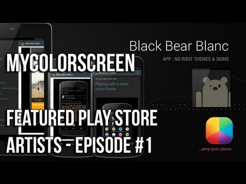 bear - MyColorScreen is all about giving back to the customizing community, so we deciding to start helping them out, as well as helping you guys out. Have you run ...