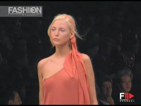 ALBERTA FERRETTI Spring Summer 1994 Milan - Fashion Channel видео