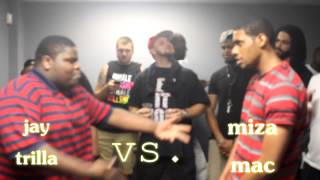 TIP Battle League | Jay Trilla vs. Miza Mac