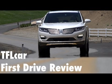 2015 Lincoln MKC First Drive Review in TFL 4K: Is Lincoln Back?