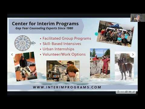 Center for Interim Programs – Gap Year Advisors