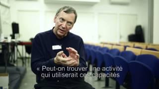 """Interview du Pr Cameron Camp - l'Approche Montessori """"Un autre regard pour un autre accompa"""