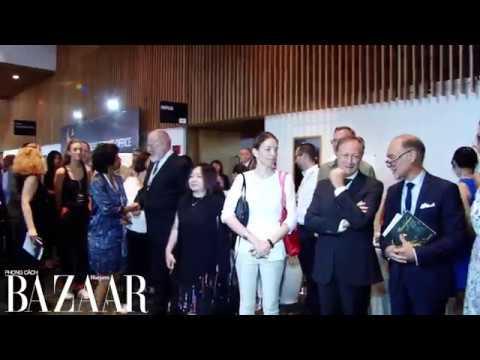 Harper's Bazaar Vietnam – EuroSphere 2017 in Vietnam